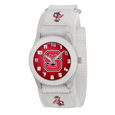 NC State Youth Rookie Watch (White)