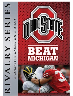 NCAA Rivalry Series: Ohio State Beats Michigan DVD