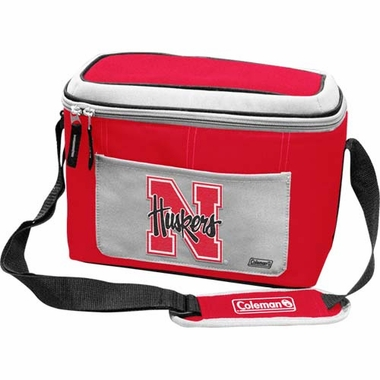 Nebraska 12 Can Soft Side Cooler