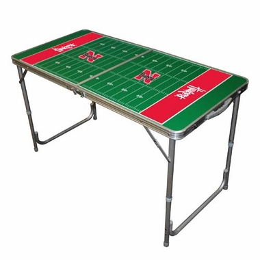 Nebraska 2 x 4 Foot Tailgate Table