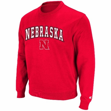Nebraska 2011 Automatic Fleece Crew Sweatshirt