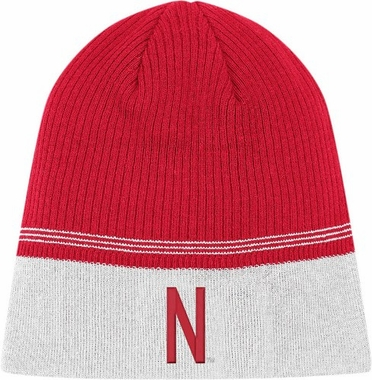 Nebraska 2011 Sideline Cuffless Coaches Knit Hat Beanie