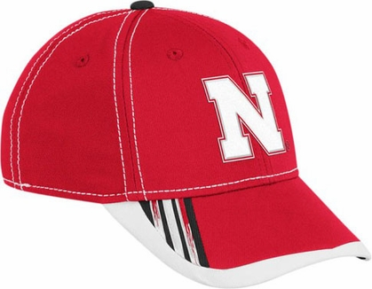 Nebraska 2011 Sideline Player Flex Hat