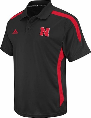 Nebraska 2012 Sideline Performance Polo Shirt