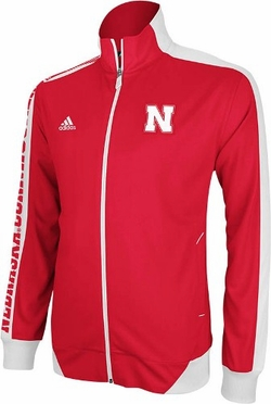 Nebraska 2012 Sideline Swagger Warm-Up Jacket