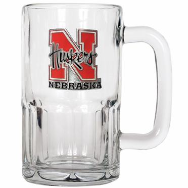 Nebraska 20oz Root Beer Mug