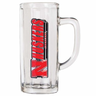 Nebraska 22 oz Optic Tankard