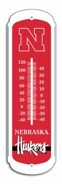 Nebraska 27 Inch Outdoor Thermometer (P)