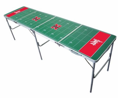 Nebraska 2x8 Tailgate Table
