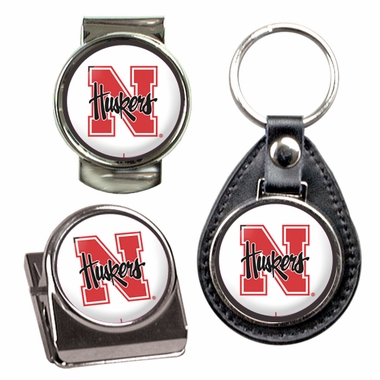 Nebraska 3 Piece Gift Set