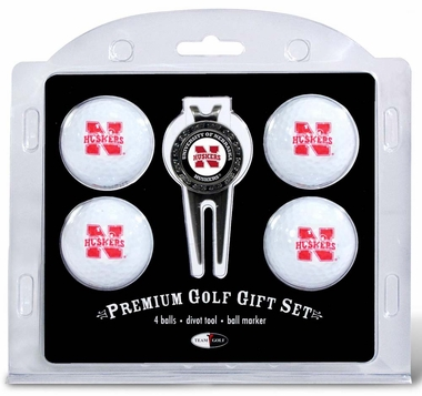 Nebraska 4 Ball and Divot Tool Set