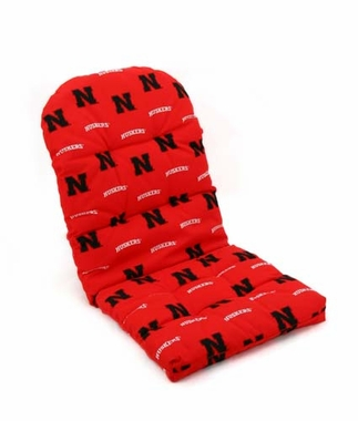 Nebraska Adirondack Cushion