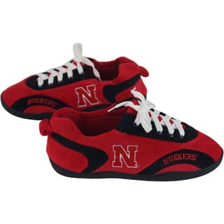 Nebraska All Around Sneaker Slippers - Large