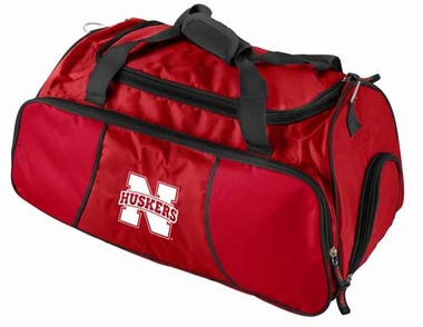 Nebraska Athletic Duffel