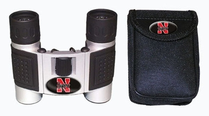 Nebraska Binoculars and Case