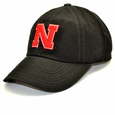 Nebraska Crew Adjustable Hat (Alternate Color)