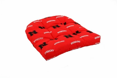 Nebraska D Cushion