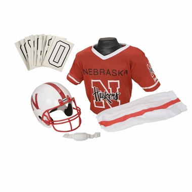 Nebraska Deluxe Youth Uniform Set