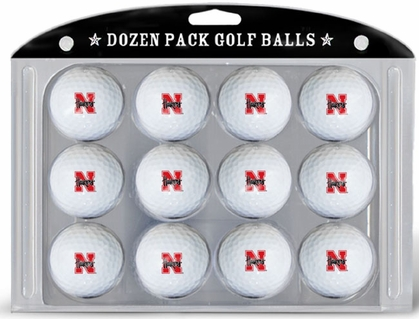 Nebraska Dozen Golf Balls