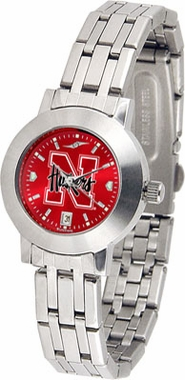 Nebraska Dynasty Women's Anonized Watch