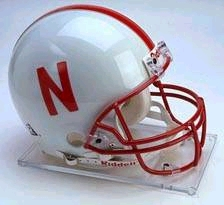 Nebraska Full Sized Replica Helmet