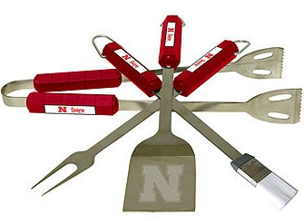 Nebraska Grill BBQ Utensil Set