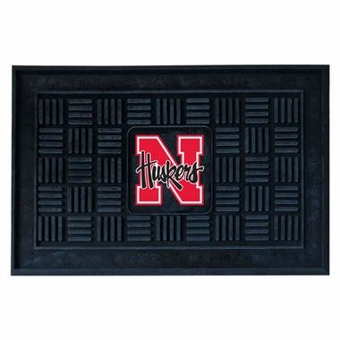 Nebraska Heavy Duty Vinyl Doormat