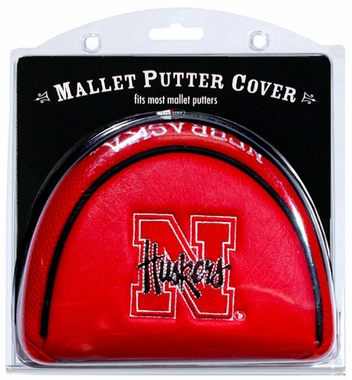 Nebraska Mallet Putter Cover