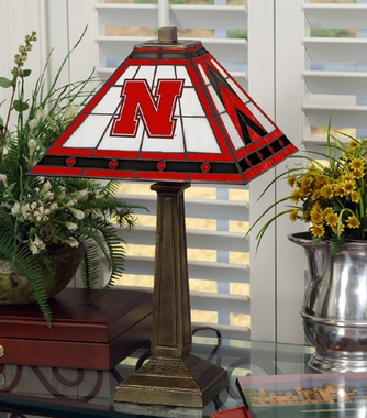 Nebraska Mission Lamp