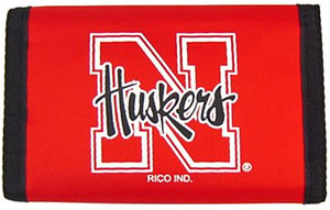 Rico Nebraska Nylon Wallet