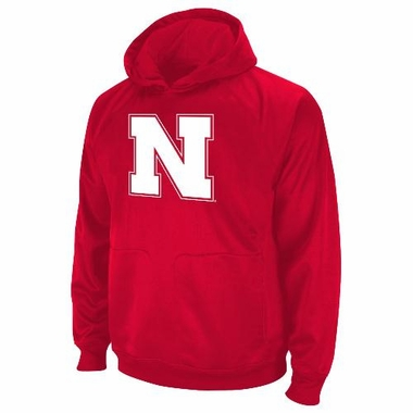 Nebraska Performance Pullover Hooded Sweatshirt