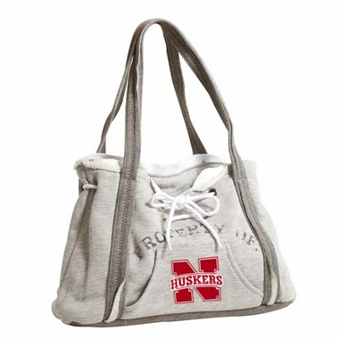 Nebraska Property of Hoody Purse