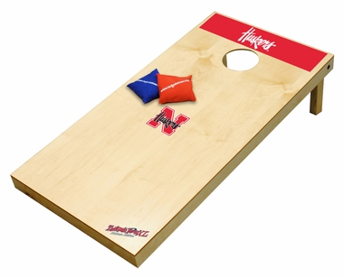 Nebraska Regulation Size (XL) Tailgate Toss Beanbag Game