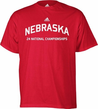 Nebraska School of Champions T-shirt