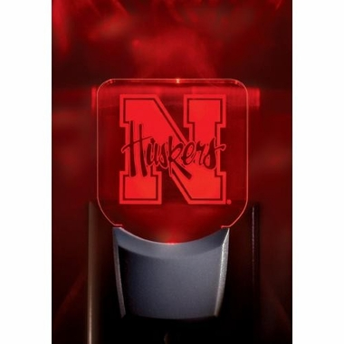 Nebraska Set of 2 Nightlights