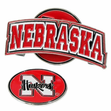 Nebraska Slider Clip With Ball Marker
