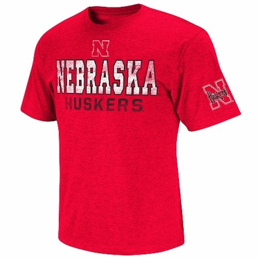 Nebraska Sprint Dual Blend T-Shirt