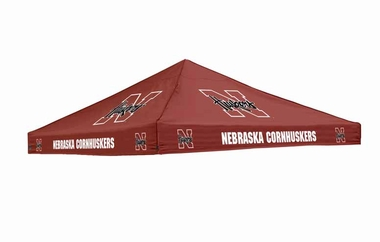 Nebraska Team Color Canopy