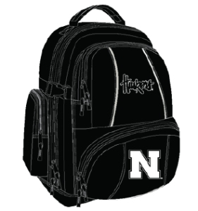 Nebraska Trooper Backpack