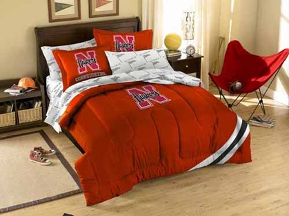Nebraska Twin Comforter and Shams Set