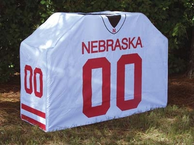 Nebraska Uniform Grill Cover