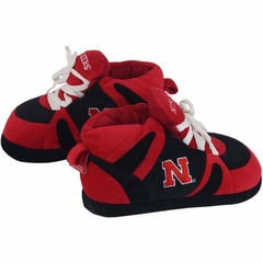 Nebraska UNISEX High-Top Slippers
