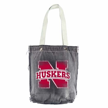 Nebraska Vintage Shopper (Black)