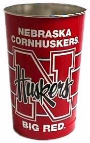 Nebraska Waste Paper Basket