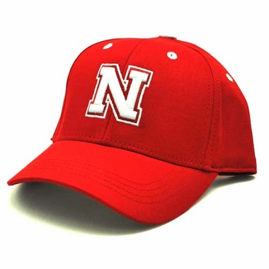 Nebraska Youth FlexFit Hat