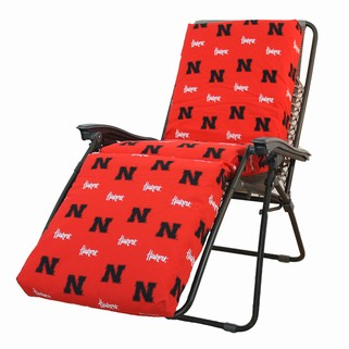 Nebraska Zero Gravity Chair Cushion (20x72x2)