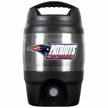 New England Patriots Heavy Duty Tailgate Jug