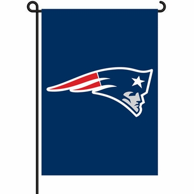 New England Patriots 11x15 Garden Flag