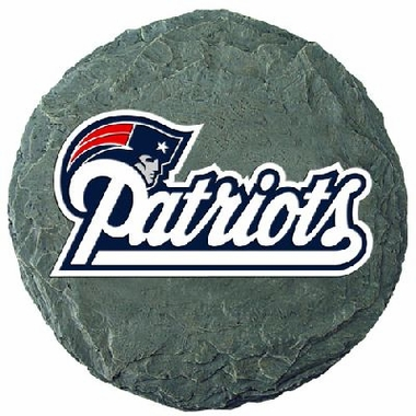 "New England Patriots 13.5"" Stepping Stone"