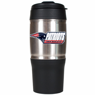New England Patriots Heavy Duty Travel Tumbler